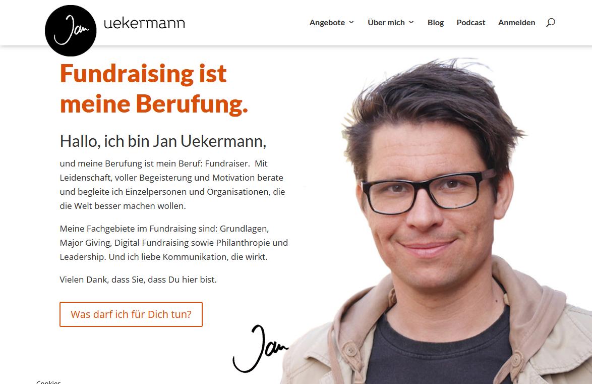 vitozuraj.com Werkübersicht